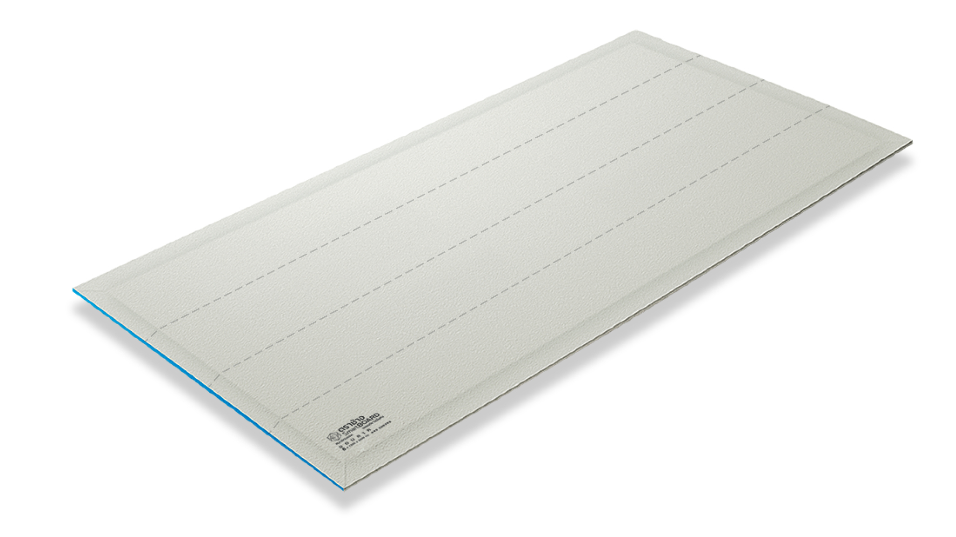 Fiber Cement Sheet for Wall - 2 side Tapered Edge with Lining