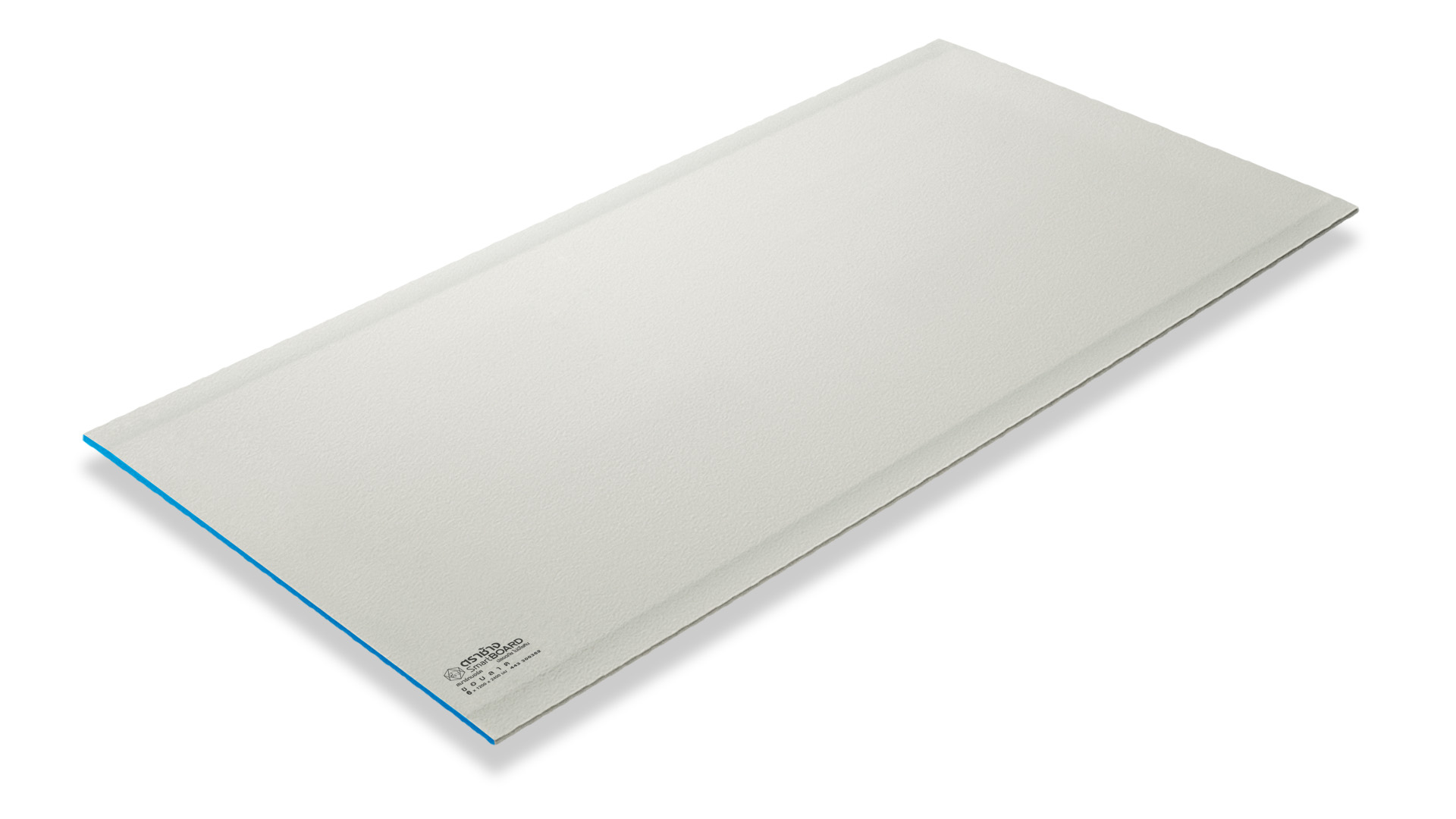 SCG Fiber Cement Board for wall - Tapered Edge 120X280X0.8 cm.