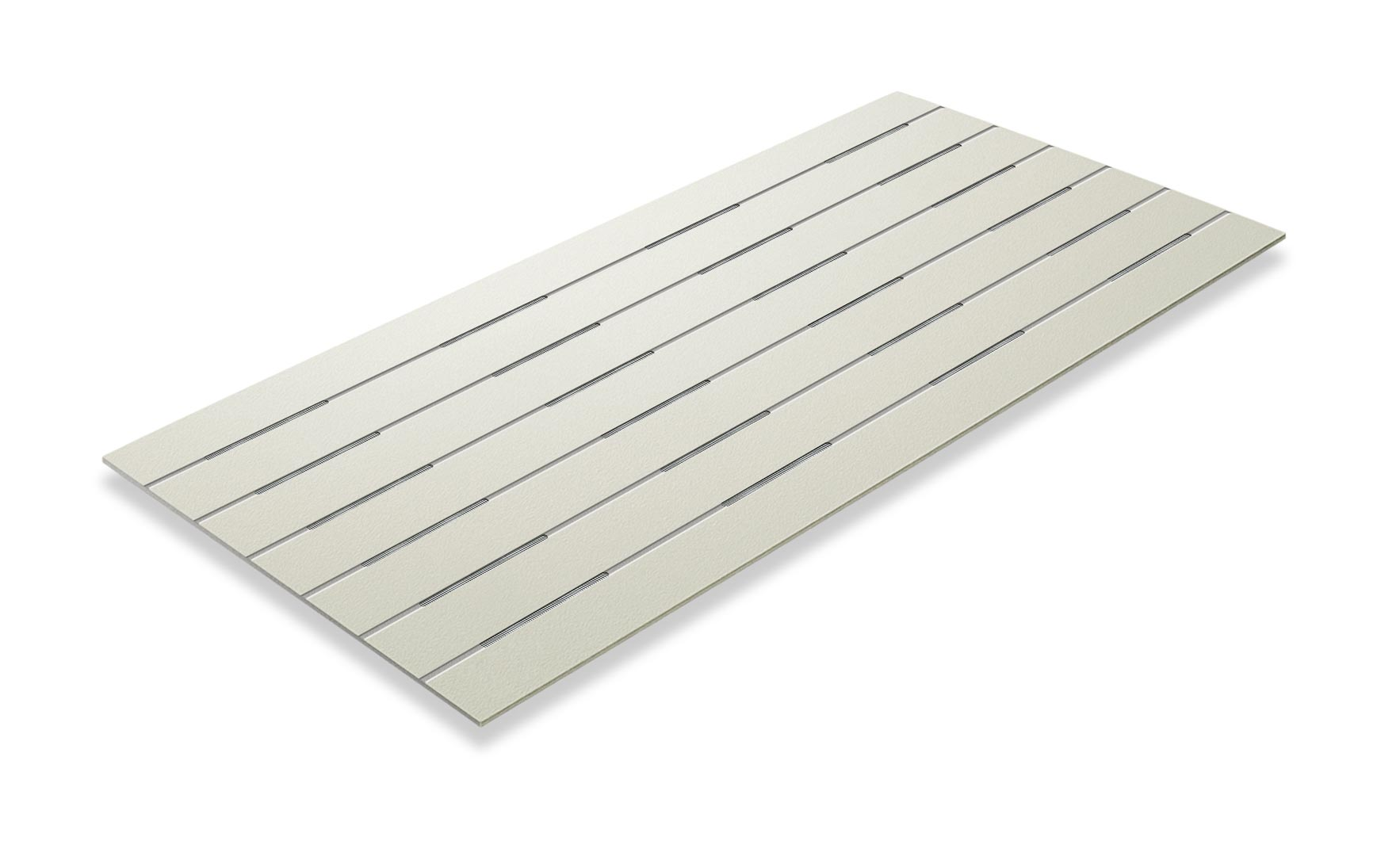SCG Fiber Cement board for ceiling Ventilated - 3 inch Square Lining