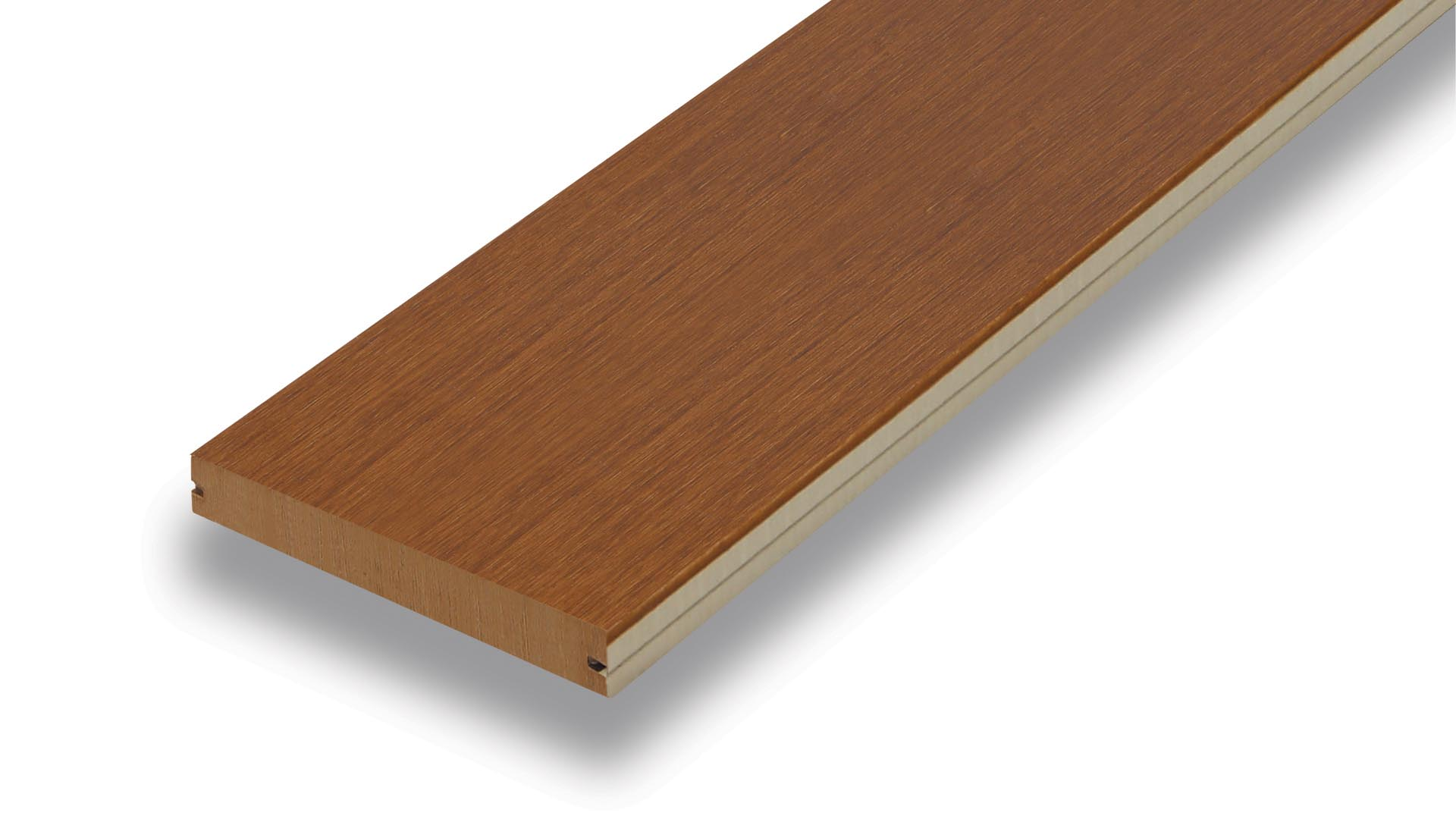 T-Clip Floor Plank - Wood Substitute Floor - Natural Beech