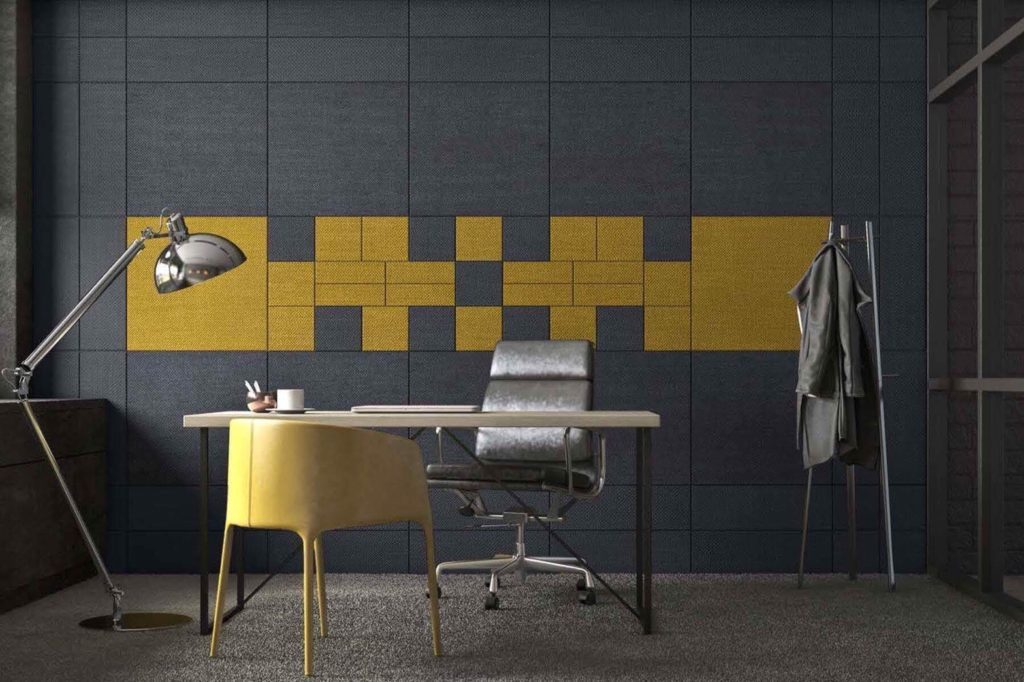 Drywall Acoustic Control -Sound Block Partition SCG - Solution