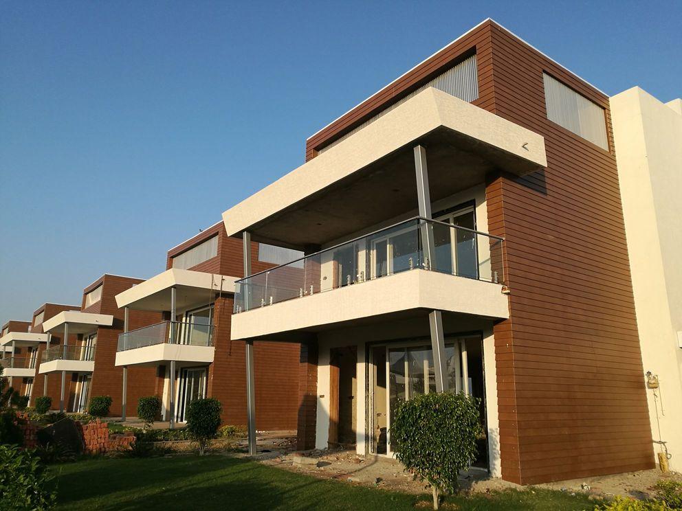 Drywall-Cladding-SCG-Woodsubstitute-Gujarat-Villa