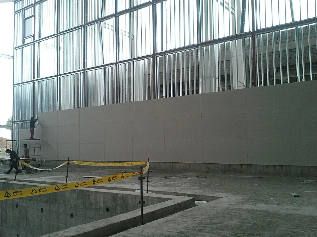 Drywall Construction India SCG - Solution