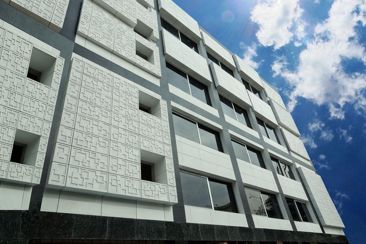 External Drywall SCG - Fiber Sheet Design