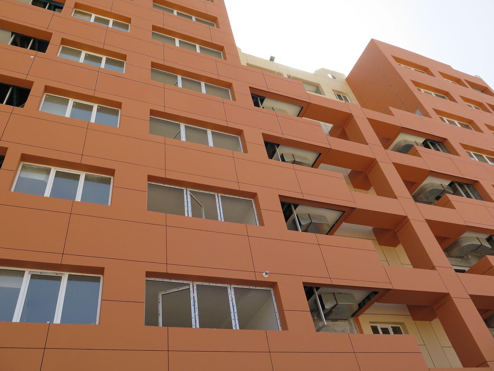 External Drywall SCG - Fiber sheet