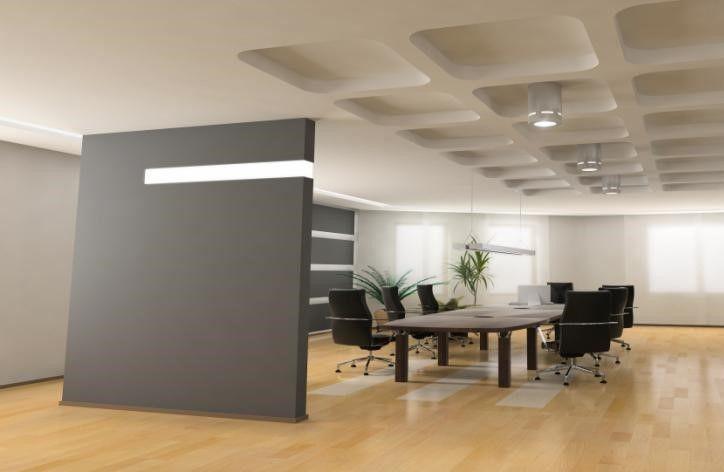 Internal Drywall Office - SCG Solution