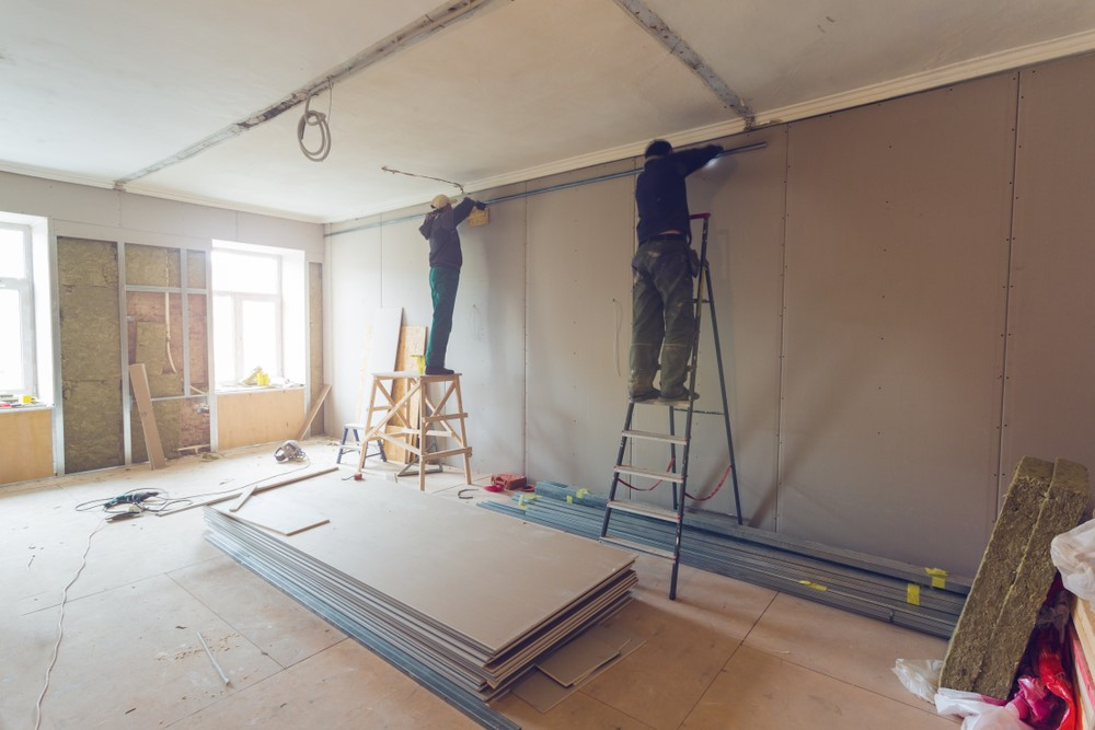 5 Most Common Drywall Installation Mistakes