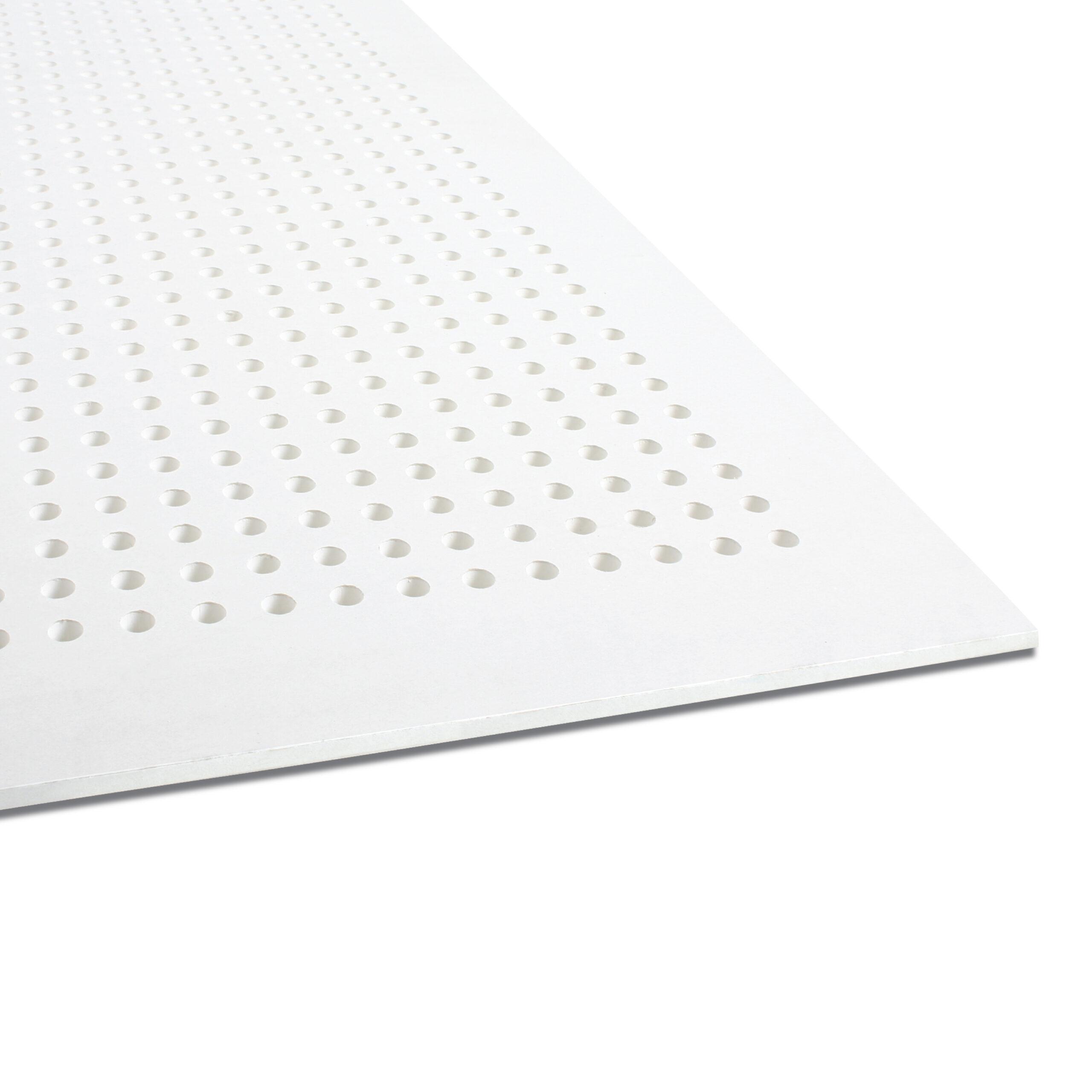 Best Acoustic Gypsum Board EchoBloc-Circle-hole-3000x3000