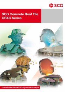 SCG Concrete Roof Catalog