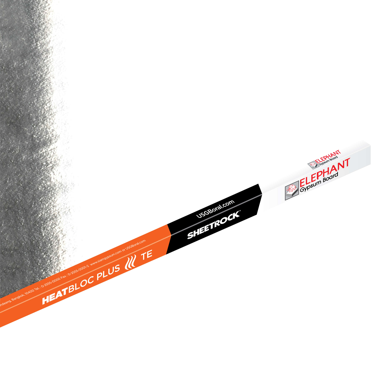 Premium Quality Heat Protection Gypsum Board Wall Ceiling HeatBloc Plus-TE-3000x3000