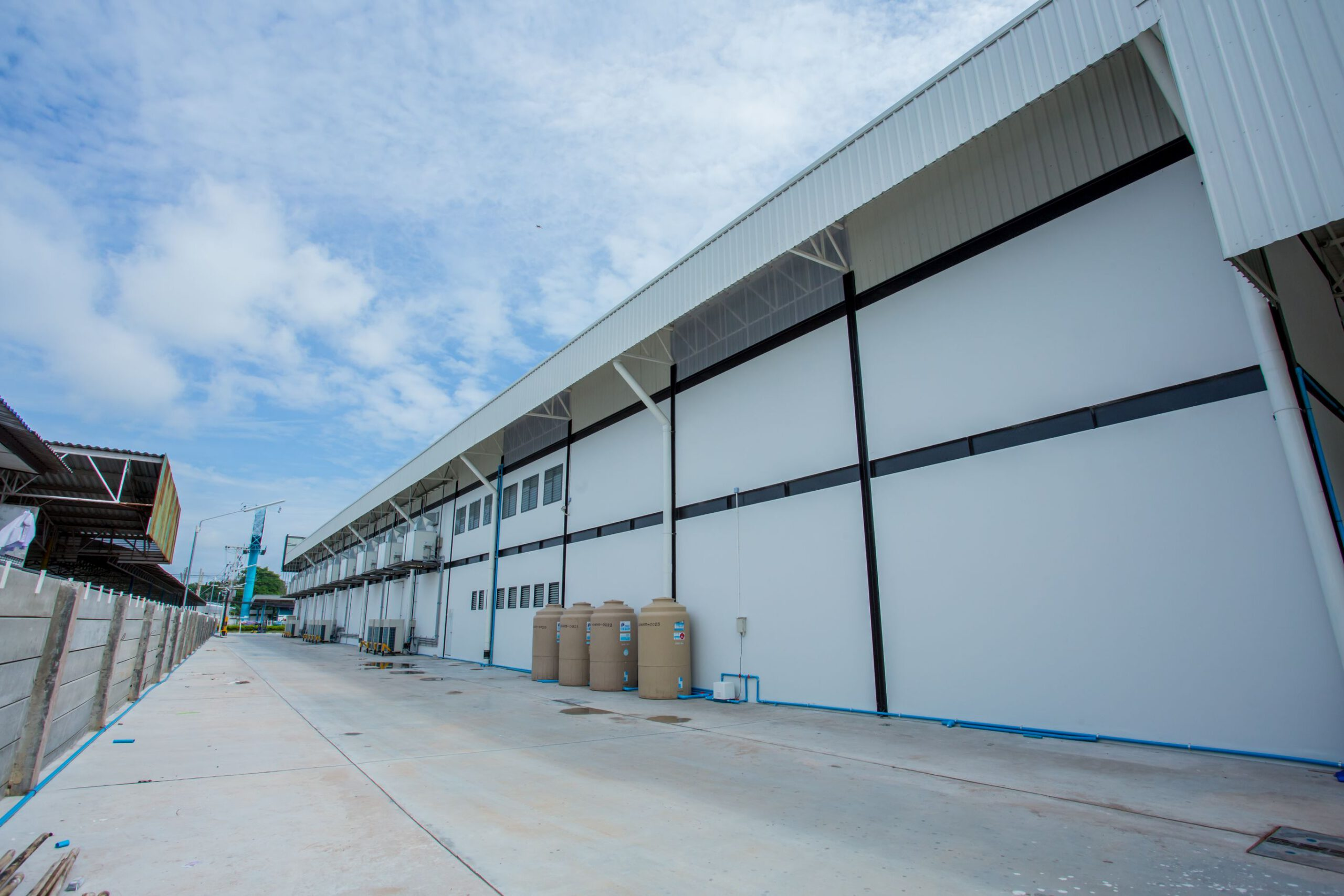 Q Con Wall Panels