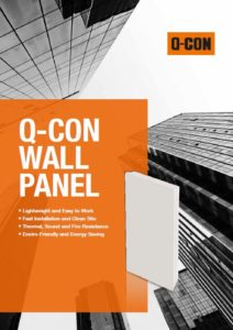 Q Con Wall Panel Catalog Cover
