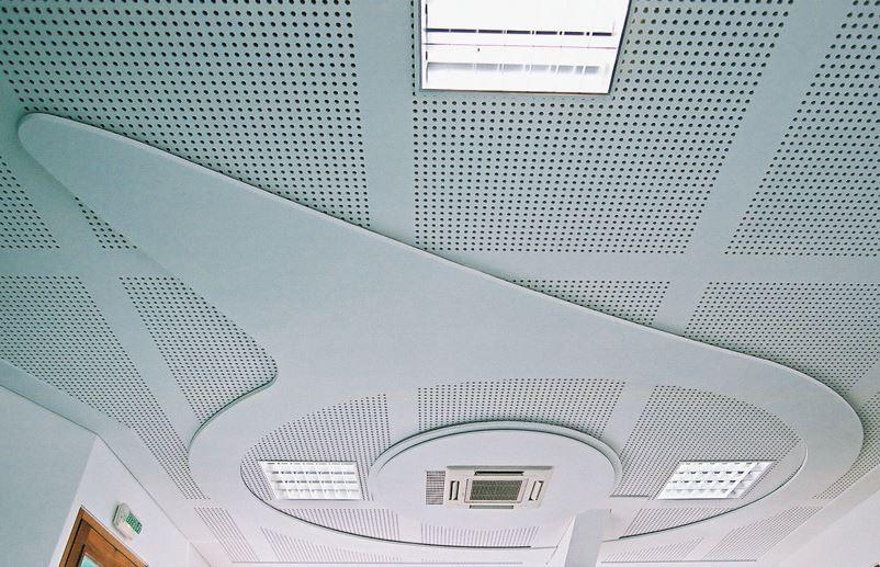 Sound Acoustic Ceiling Gypsum Board design