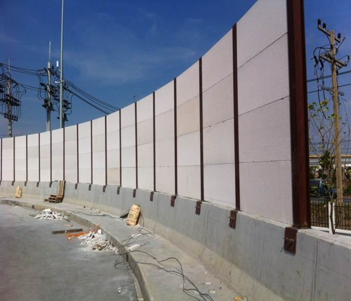 Speed Wall Panel for factory - SCG