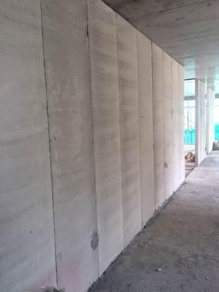Super Speed Wall Partition - Q CON SCG