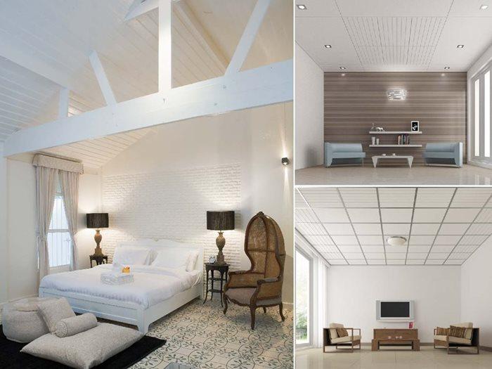Interior Ceiling Decoration Idea