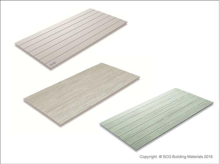 SCG Fiber Cement ceiling board