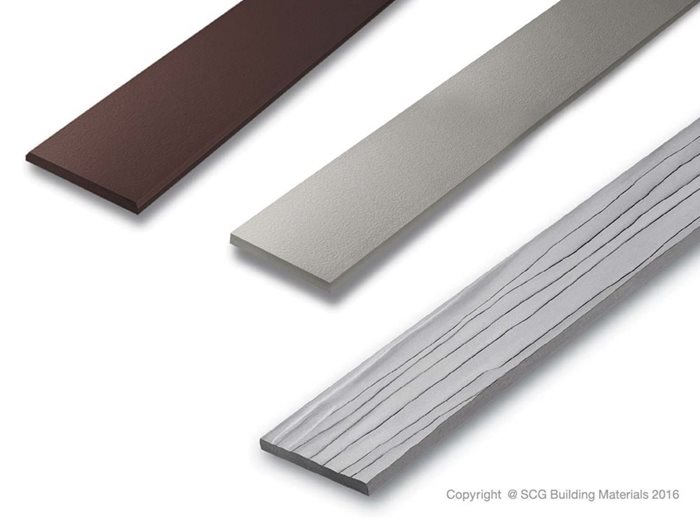 SCG wood substitute ceiling board for decoration