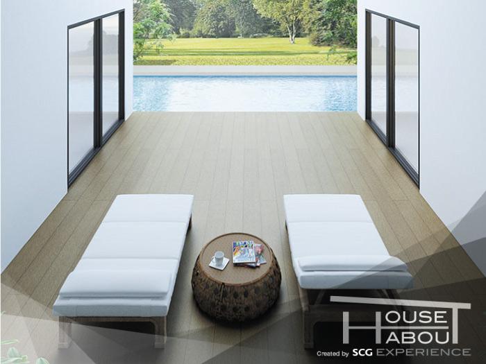 SCG Fiber Cement Board - SCG Wood Plank