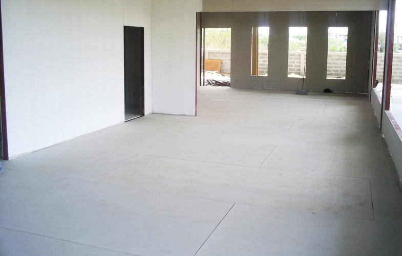 SCG Fiber Cement board for floor