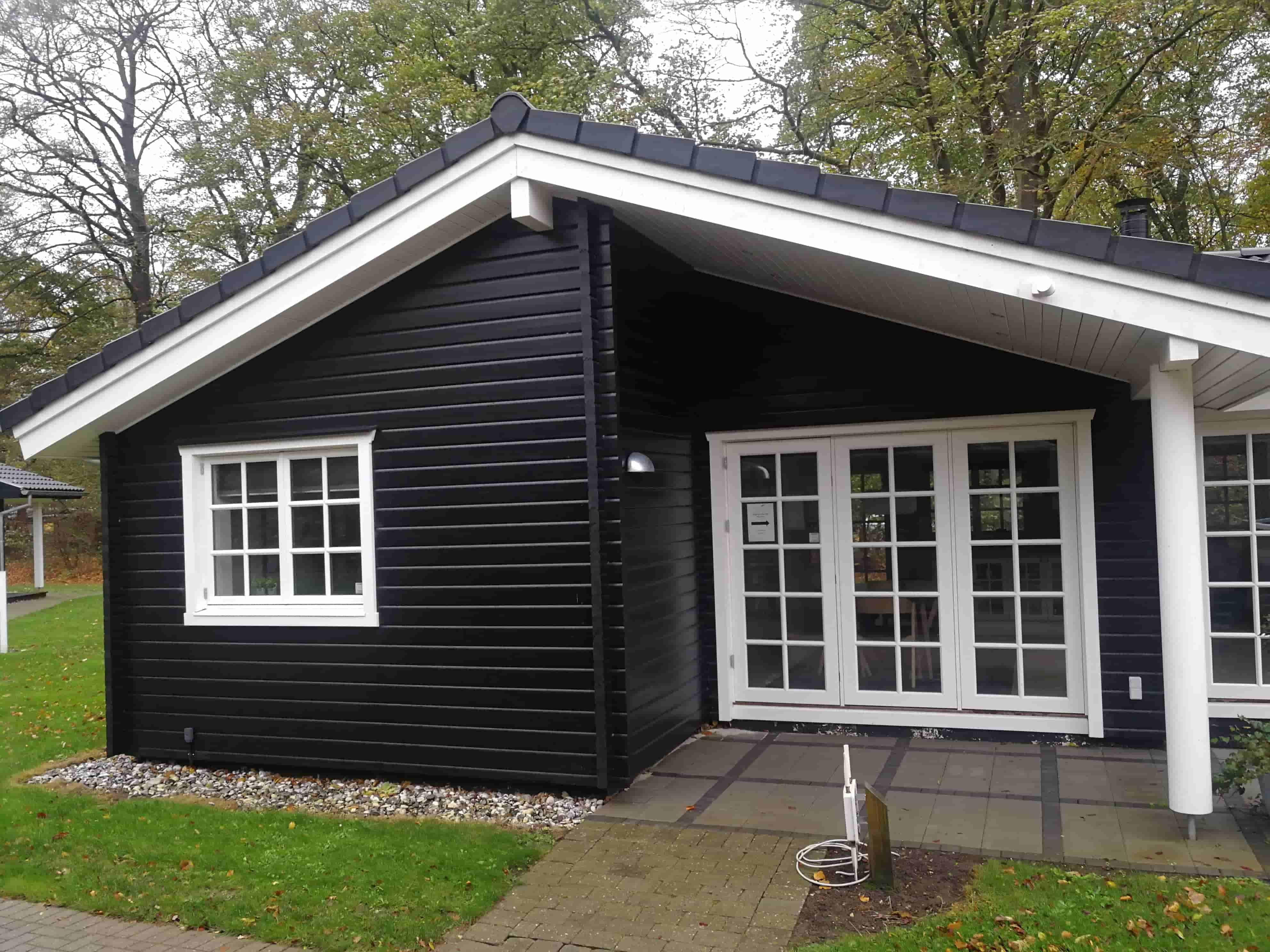 House Wood Plank Decoration Denmark