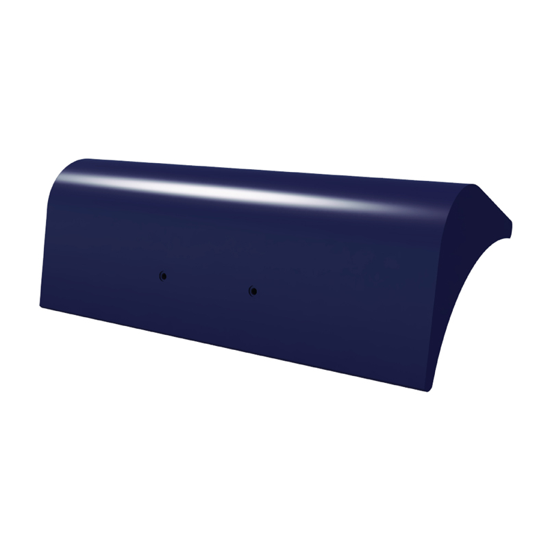 SCG Ceramic Roof Barge End (For Excella Classic)