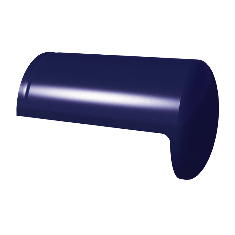 SCG Ceramic Roof Round End Ridge (For Excella Classic)