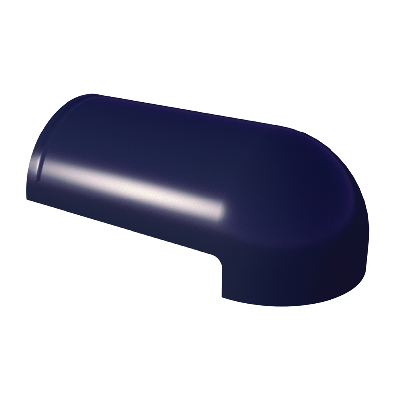 SCG Ceramic Roof Round Hip End (For Excella Classic)