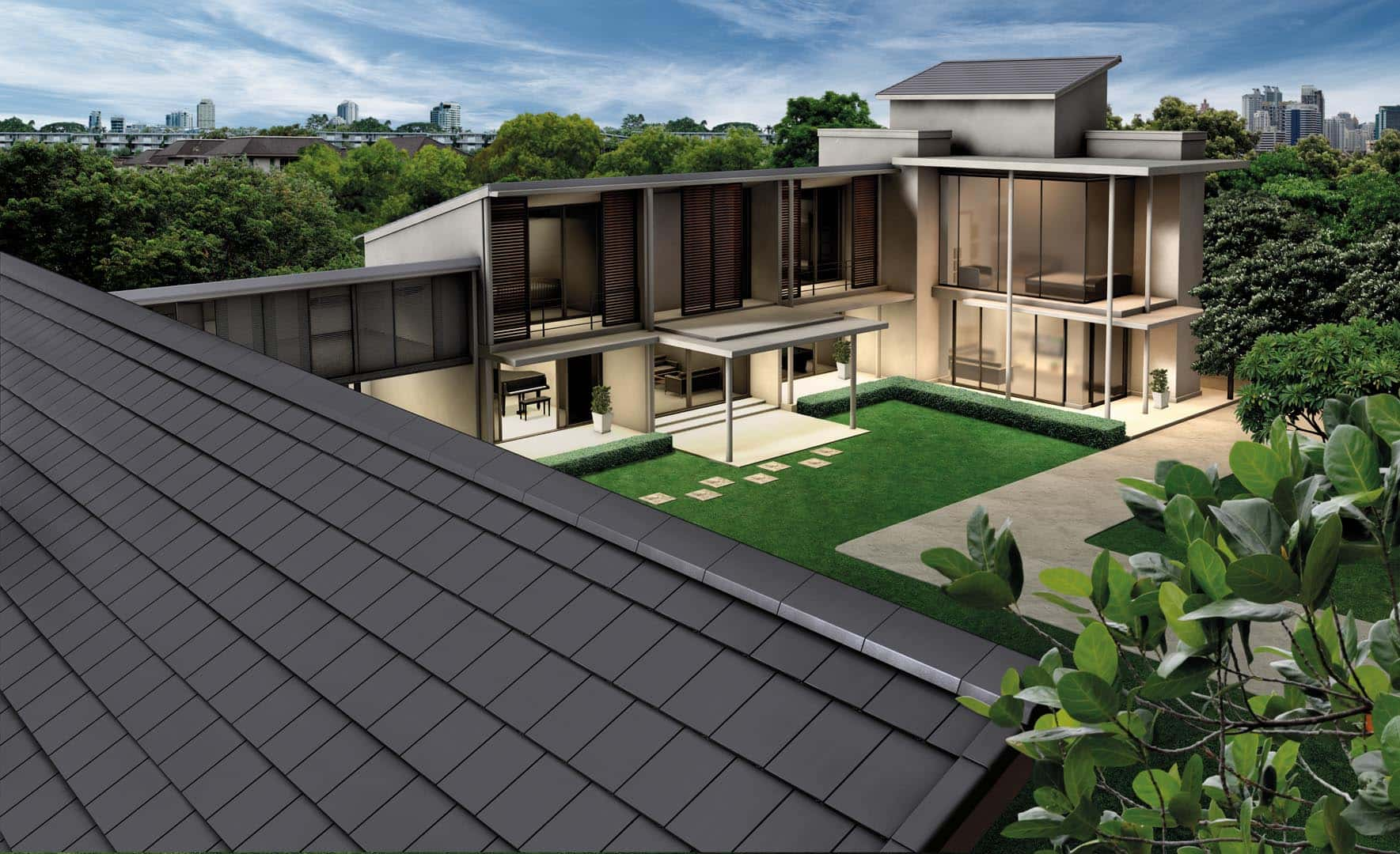SCG Excella Roof