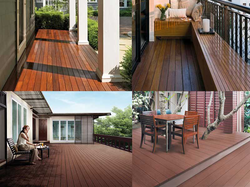 What is the Difference Between Artificial Wood Decking and Natural Wood Decking