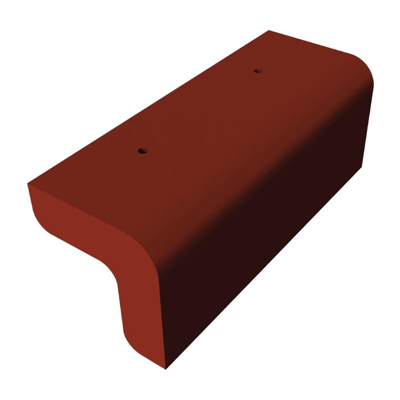 scg-ceramic roof tile-excella-grace-barge-end-sunrise