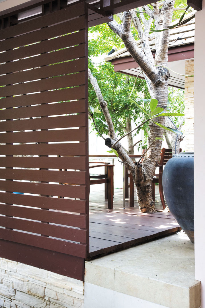 High Quality Artificial Wood Sunshade Louvers Inspiration