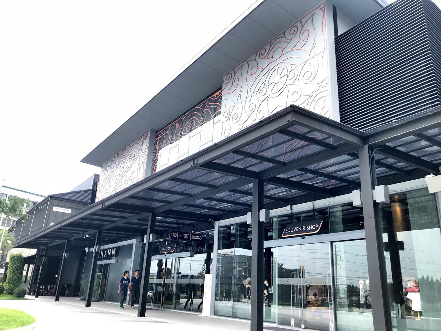 Modern acrylic roof for walkway idea-modern-grey-color-d-luck-02