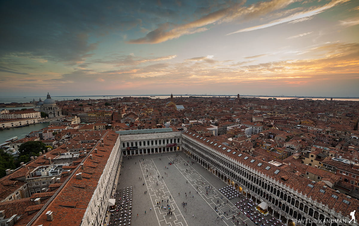 Most popular city in italy