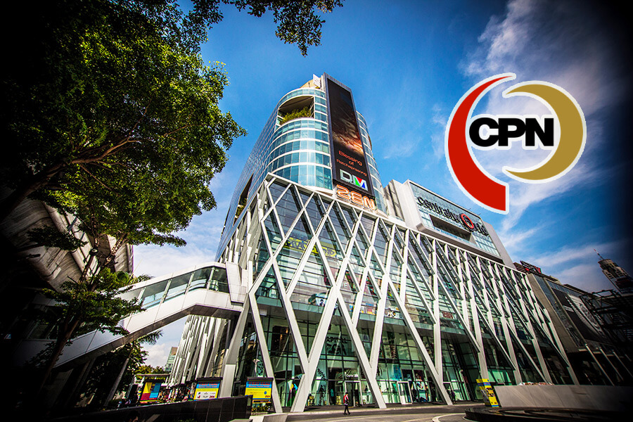 Q Con Wall Panel Site Reference - Central World Bangkok 1