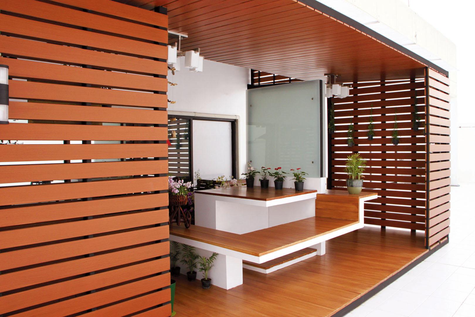 SCG Artificial Wood shading idea