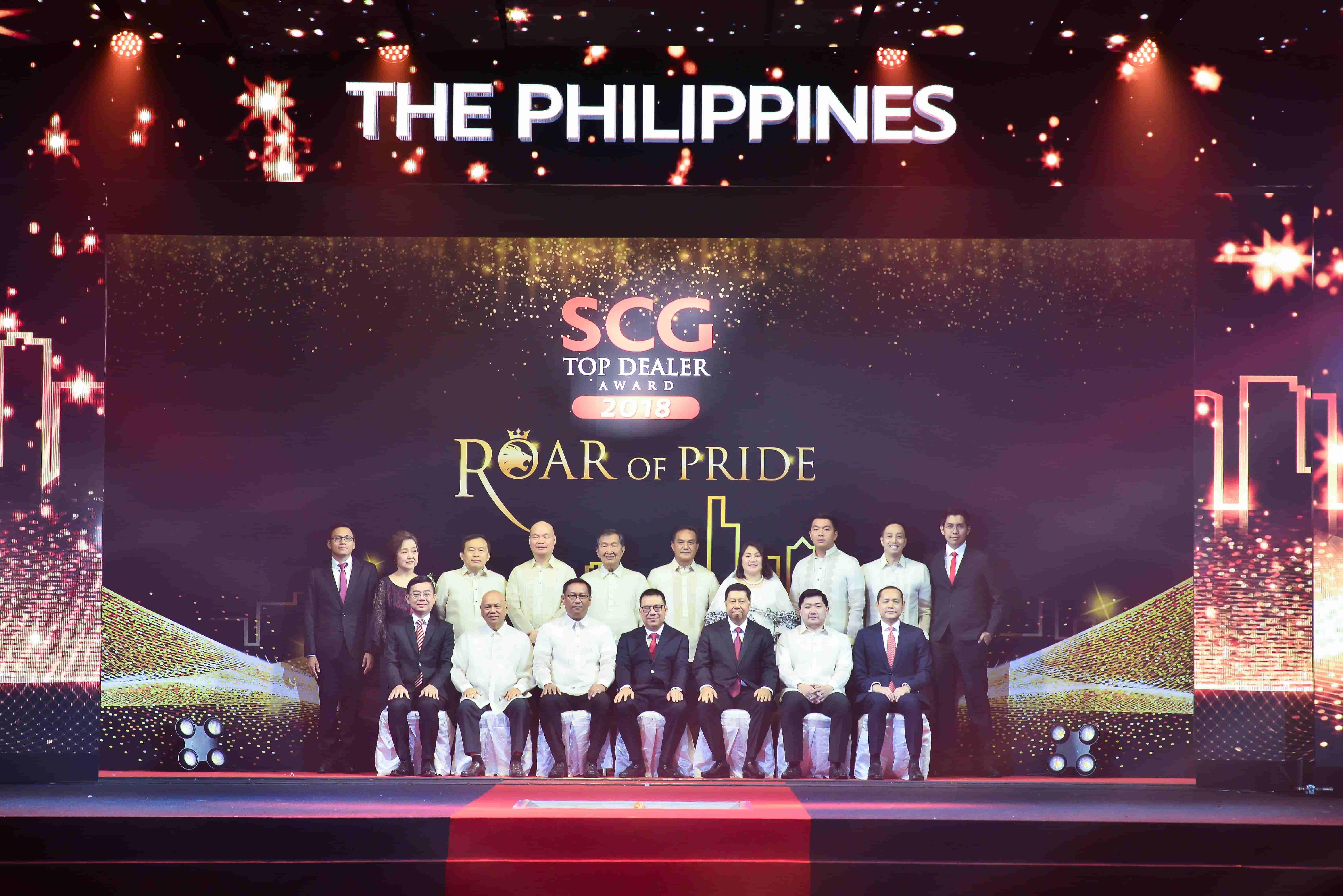 SCG Top Dealer in philippines