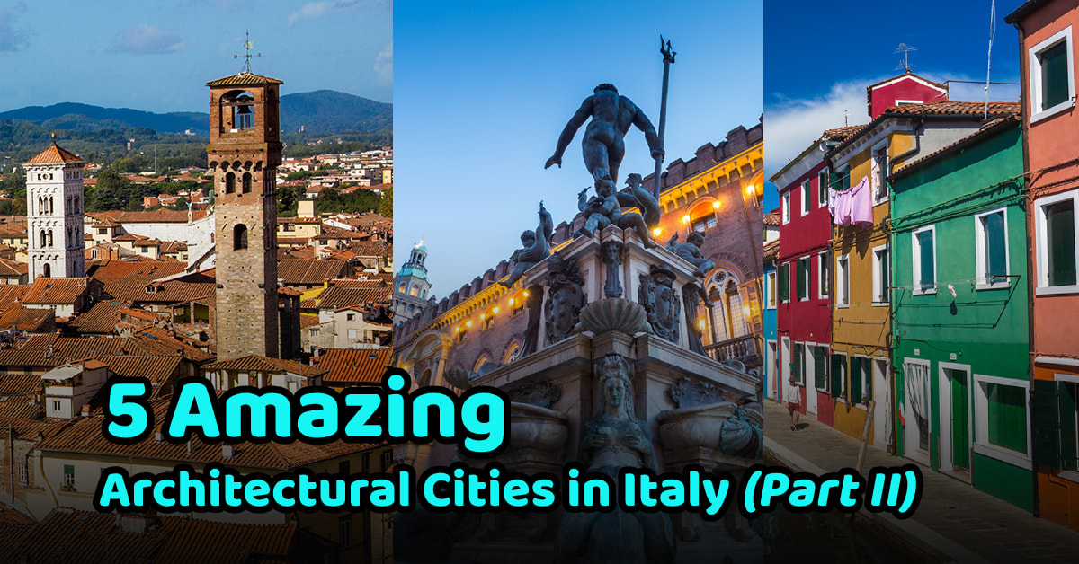 Top Architecture of Italy