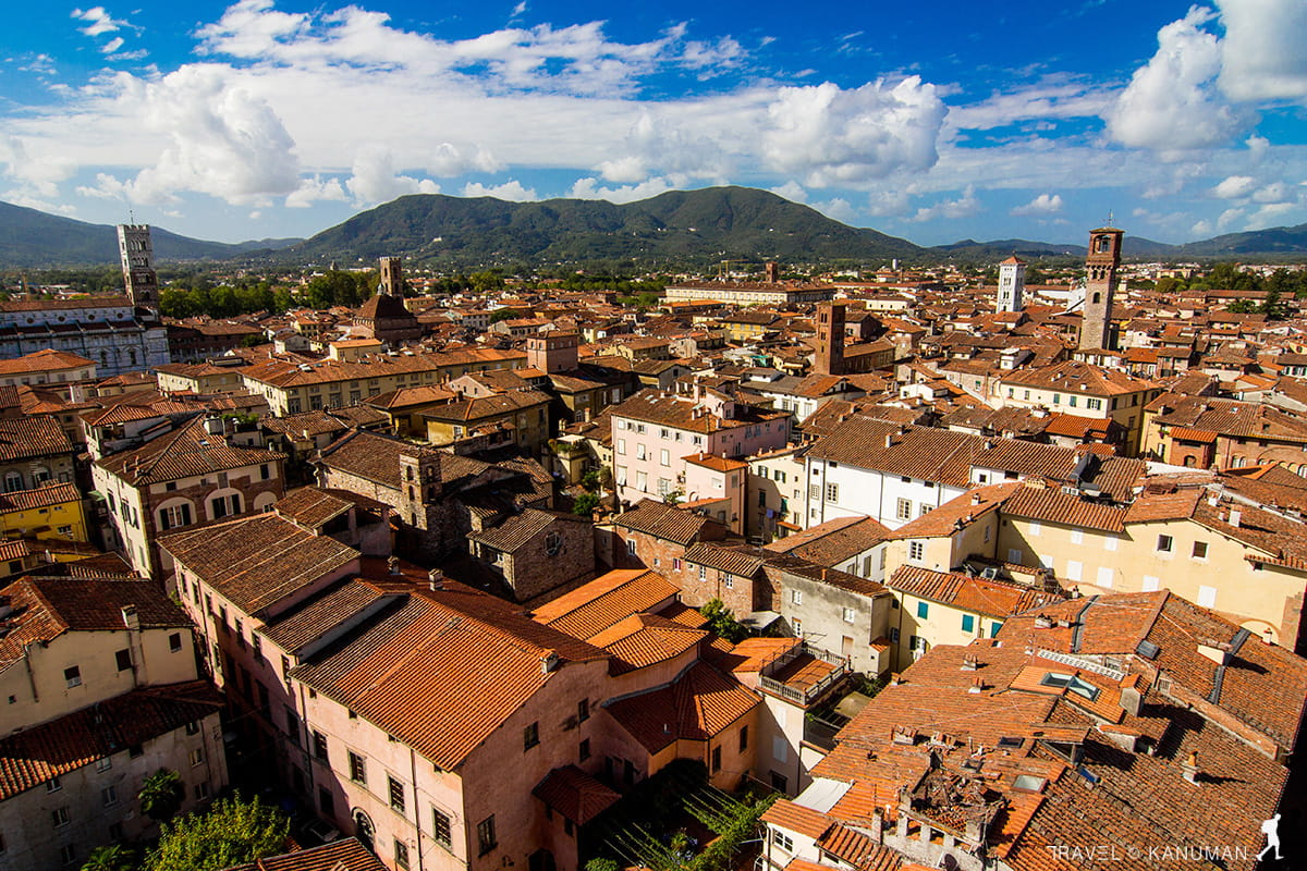 best town of Architecture in Italy