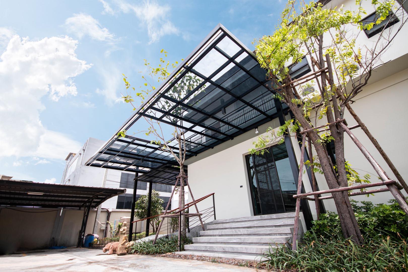 shinkolite-acrylic roof site reference-royal-blue-color-charungrat-01