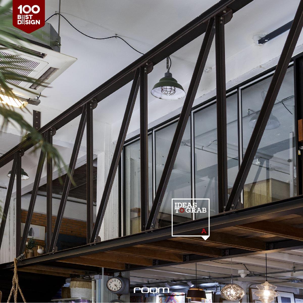 Loft Hostel Interior design