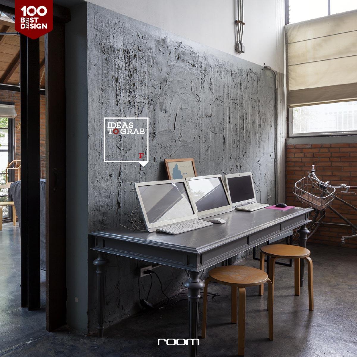 Loft Style Hostel Idea