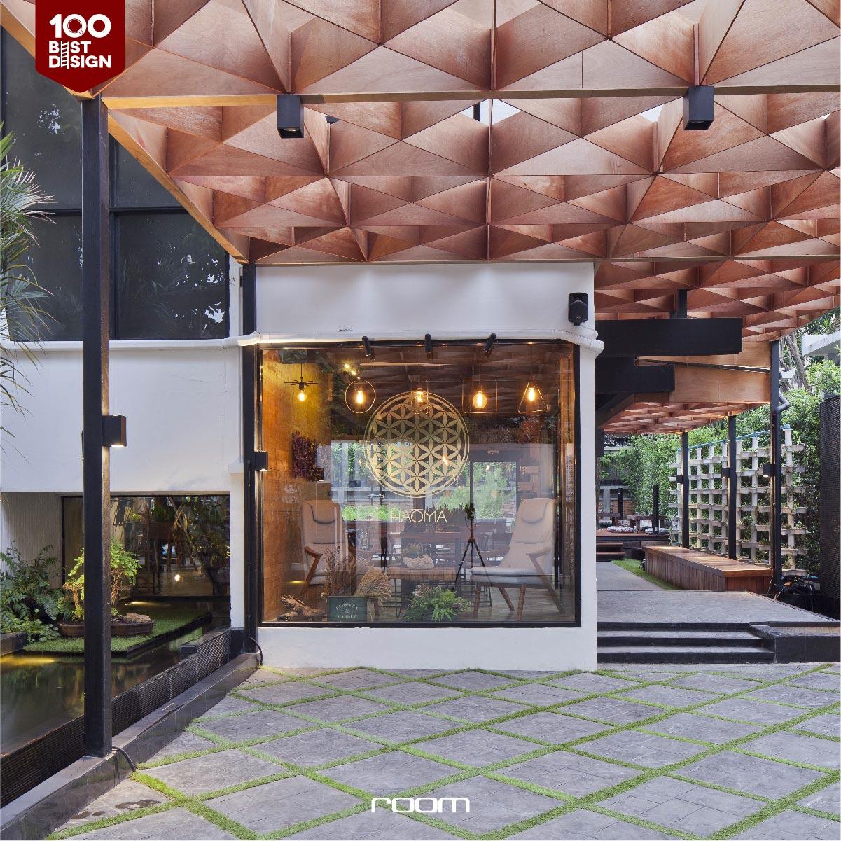 Wood Restaurant Idea - Renovate restaurant