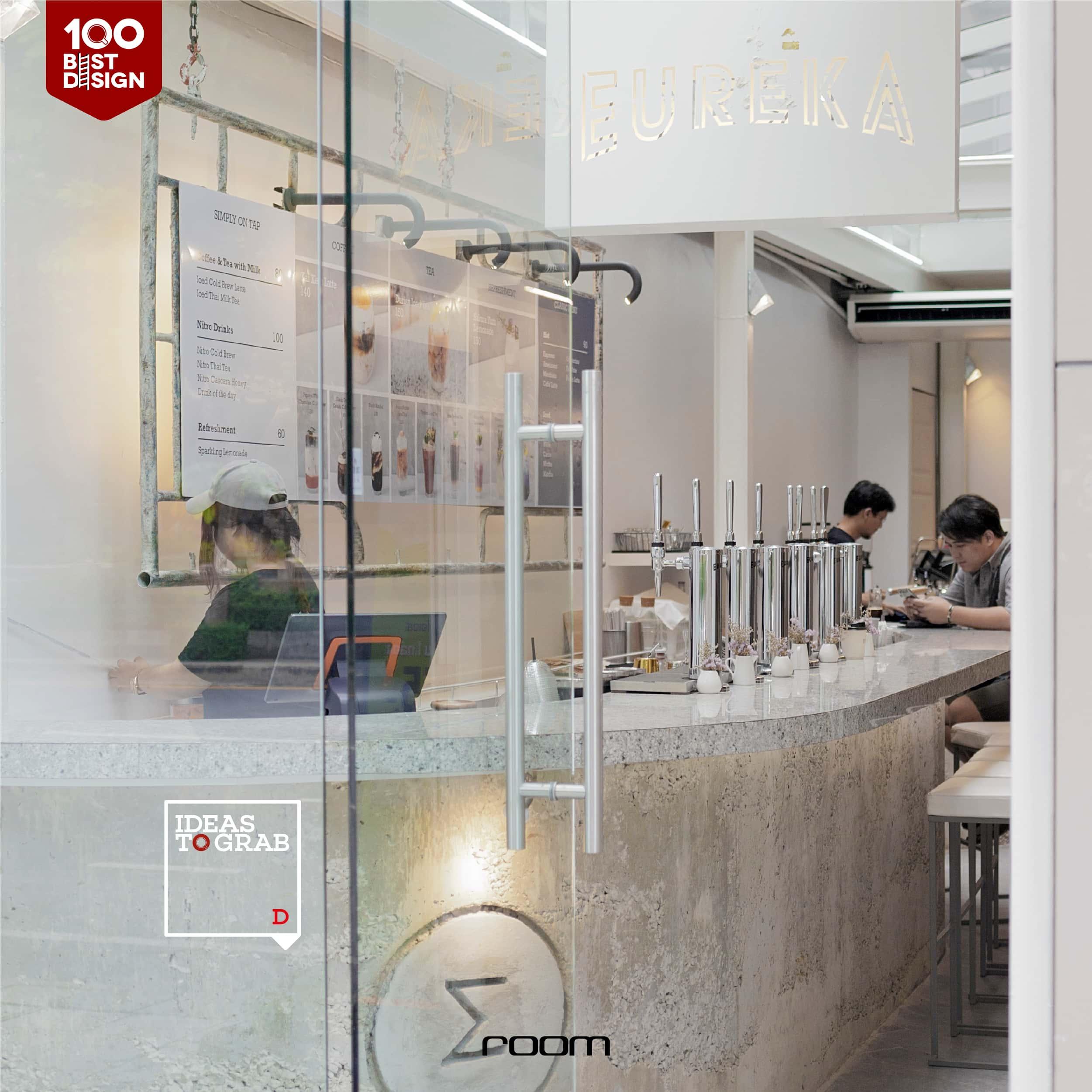Best coffee shop in Thailand -Eureka