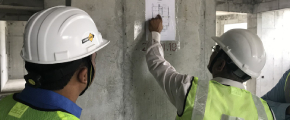 Gypsum Drywall technical Support at site
