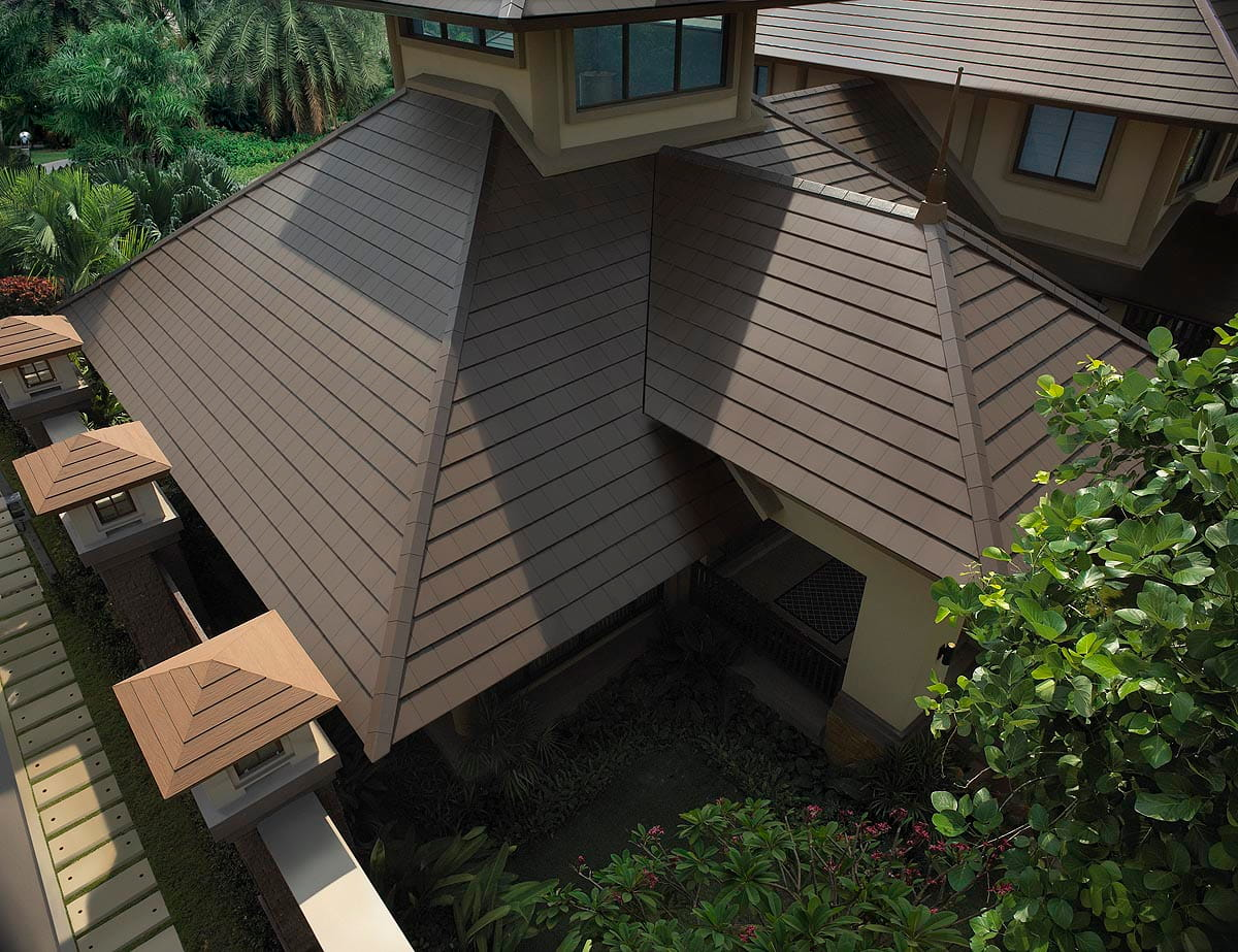 Best Concrete Roof for resort