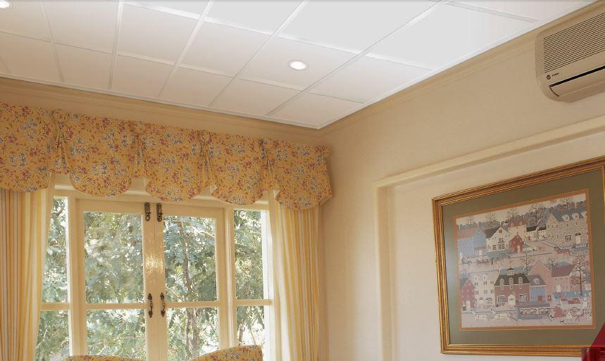 Elephant ColorTouch - Gypsum Ceiling Tile