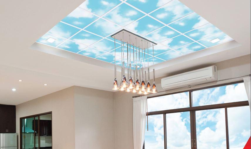 Elephant PaperTouch - Gypsum Ceiling Tile