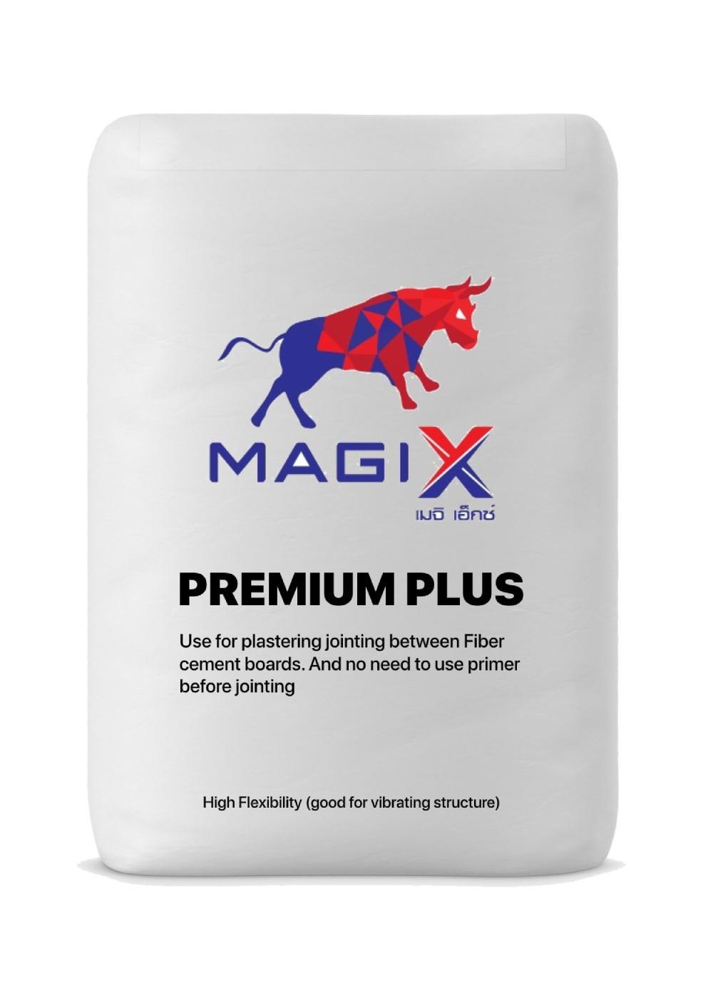 Magix Premium Plus Jointing Plaster