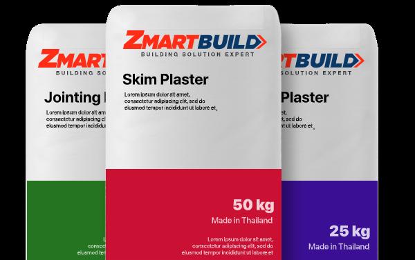 OEM Gypsum Plaster Manufacturer from Thailand ver 2